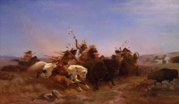 wimar-buffalo-hunt-1860