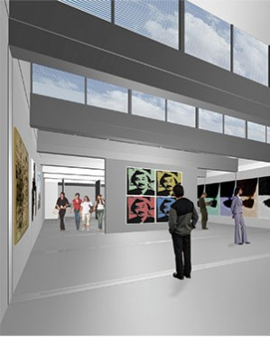 Throughout my museum career I have participated in building physical facilities for art museums. I have worked with internationally recognized architects Shigeru Ban, Graham Gund, Fumiko Maki, and Walter Netsch. Click on this image to see my architectural projects.