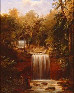 Minnenopa Falls
