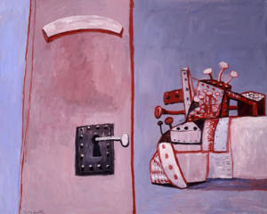 Guston The Patient 1979